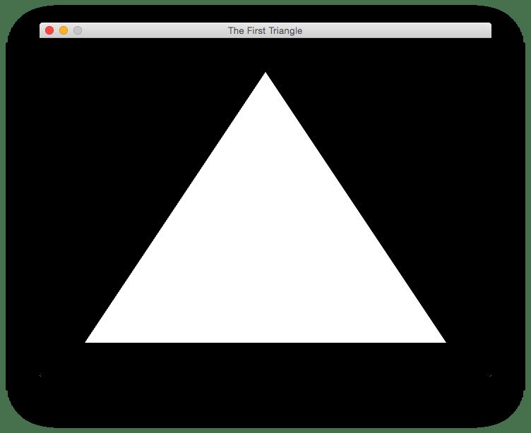 The First Triangle - GoHarsha.com