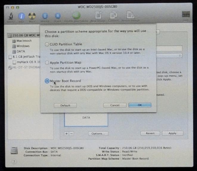 Triple Boot Mac OSX Maverics, Windows 8 1 Pro and Ubuntu